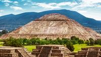 Mexico City Super Saver: Teotihuacan, Tlatelolco and Guadalupe Shrine Plus Xochimilco and Frida Kahlo