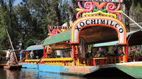 Frida Kahlo House, Xochimilco and University City Tour