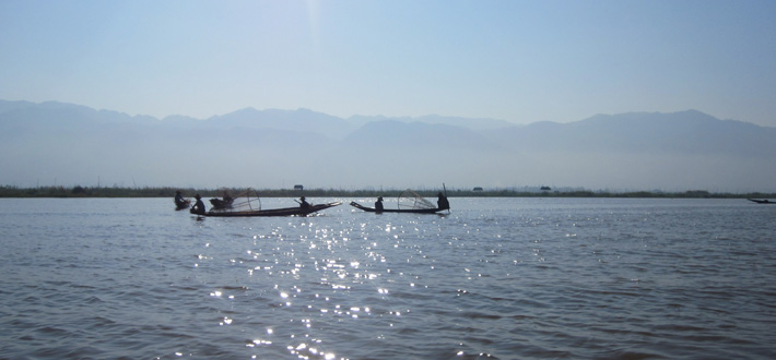 Beautiful Inle Lake